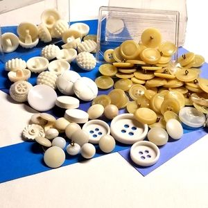 BUTTONS! Lot of 125